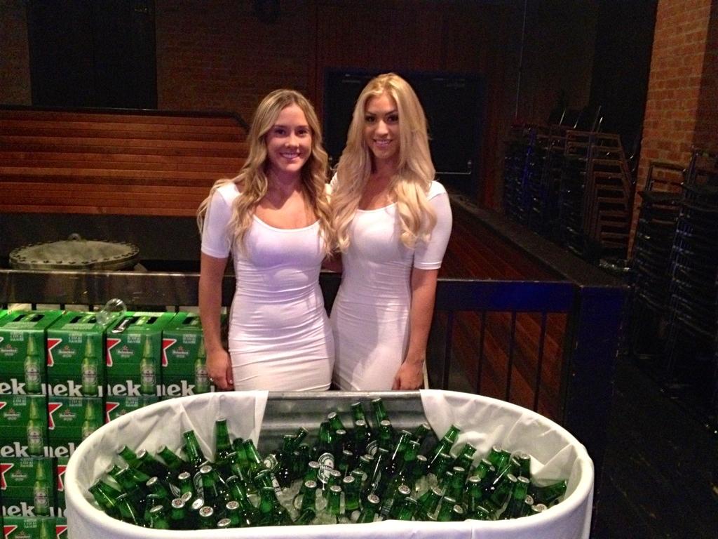 Sept. 4 - Heineken- Calgary