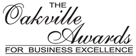Nominated for Two Awards with the 22nd Annual Oakville Awards for Business Excellence.